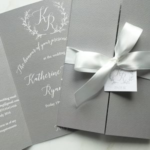 Katherine Gatefold Invitations